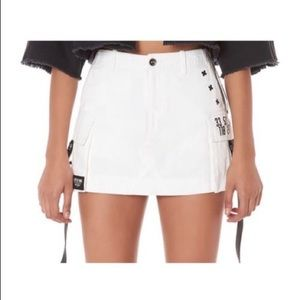 LF the brand cargo utility skirt